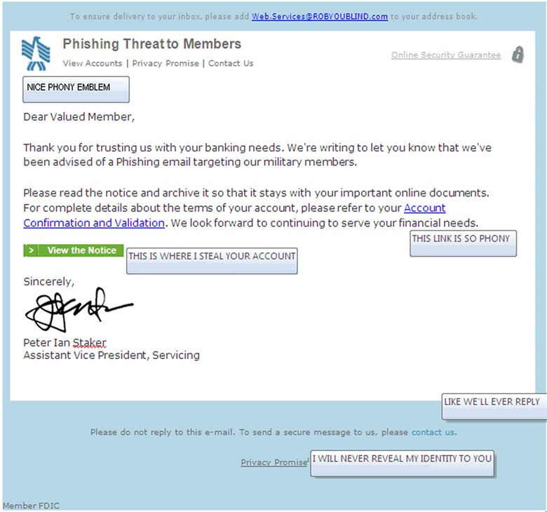 Difference Between Spam and Phishing Mail