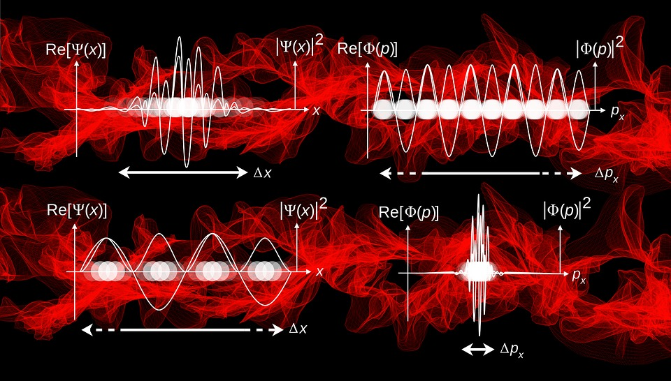 Difference Between Quantum Mechanics and General Relativity