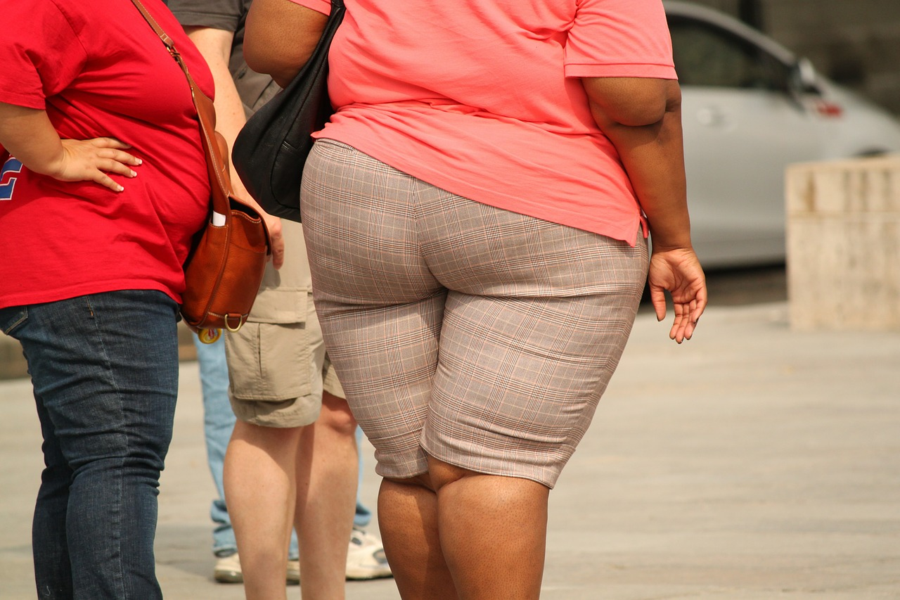 Difference Between Childhood Obesity and Overweight