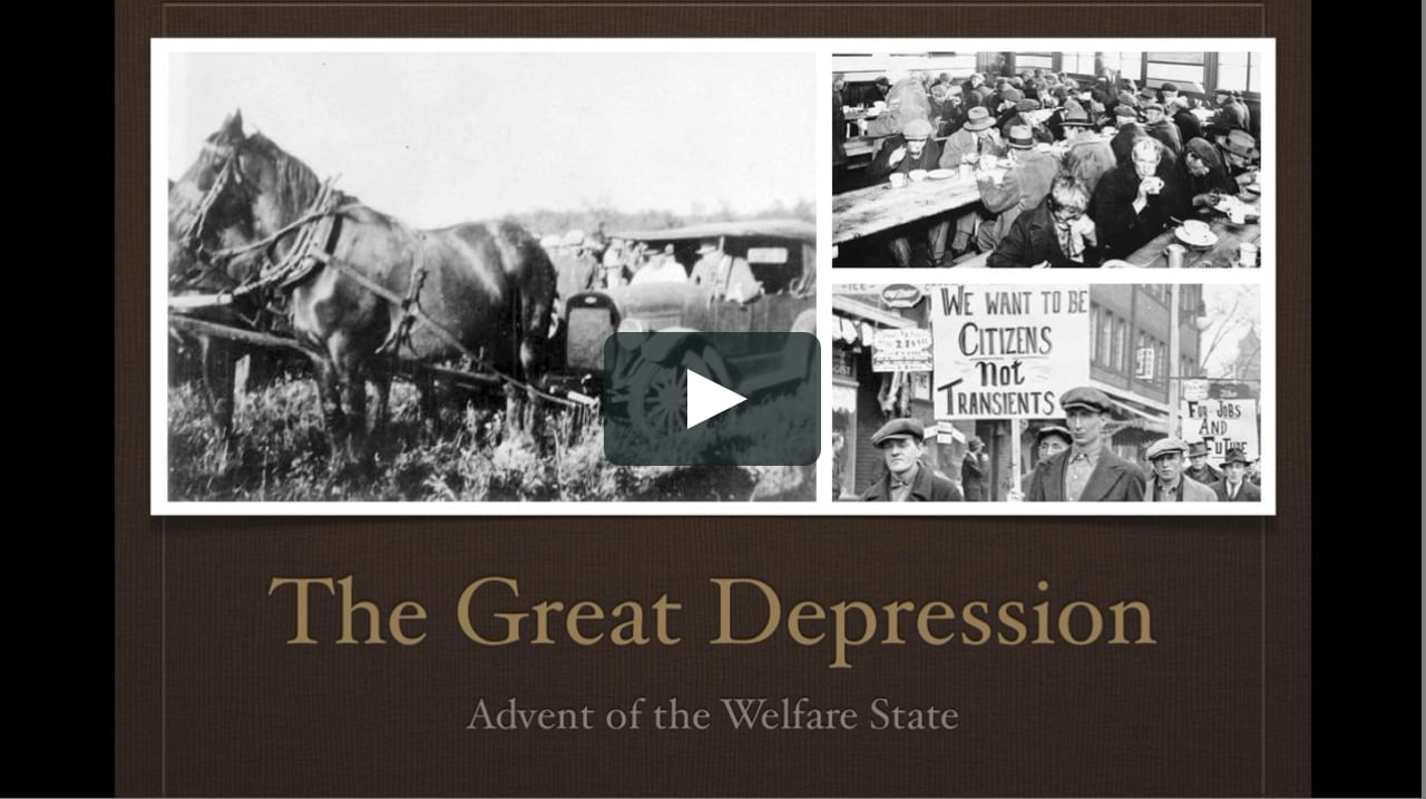 The Parallels Between The Great Depression And