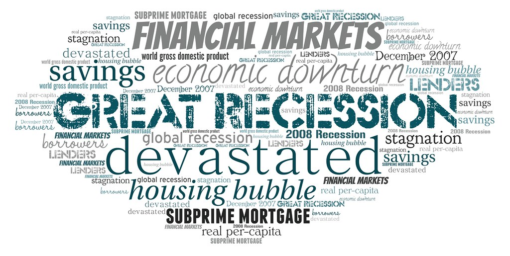 Difference Between the Great Recession and the Great Depression