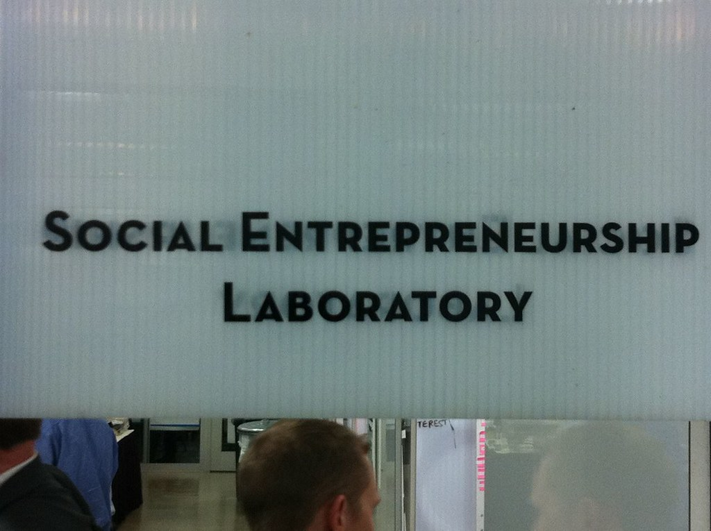 Difference Between Social Business and Social Entrepreneurship