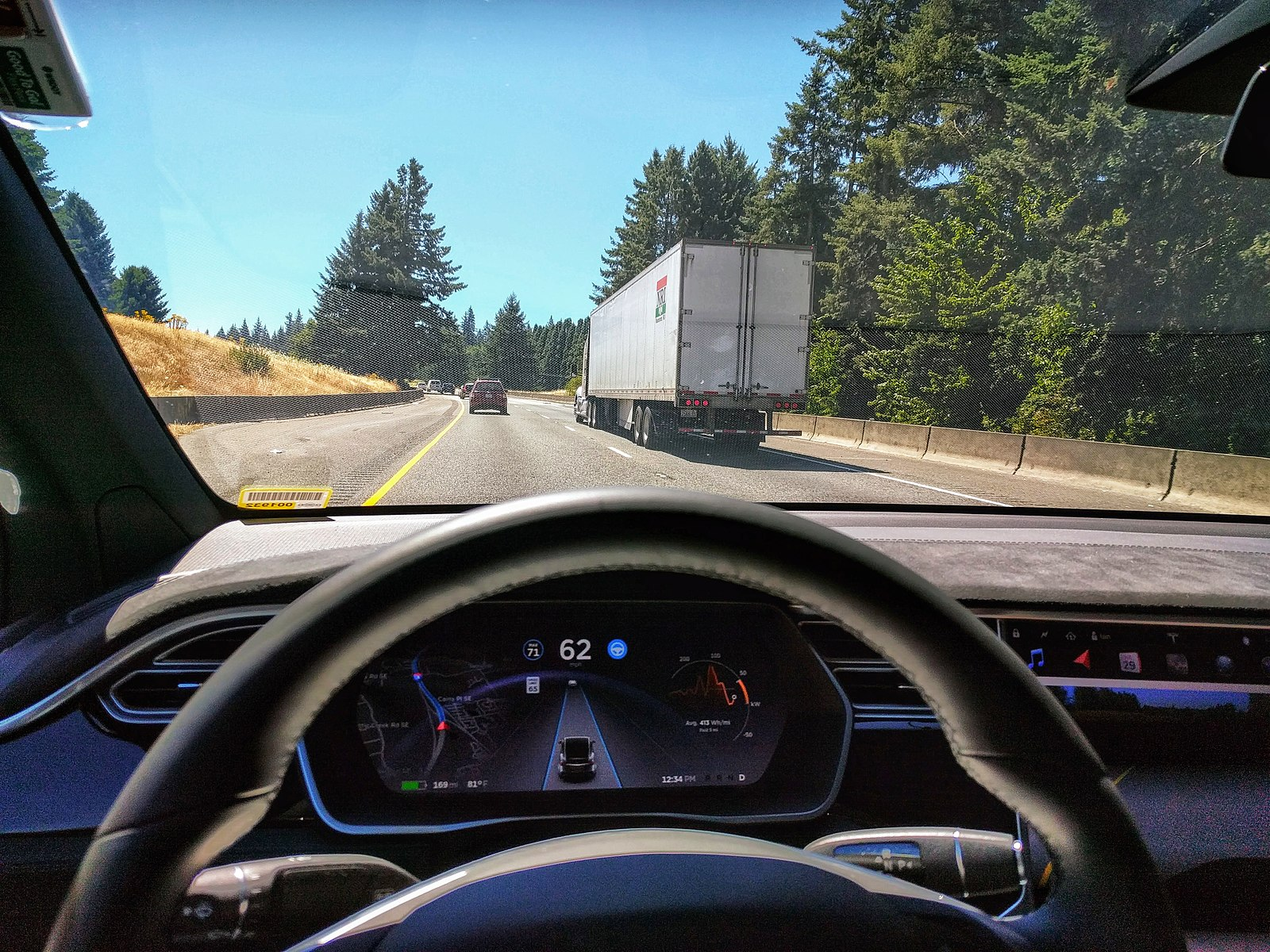 Difference Between Autopilot and Full Self-Driving