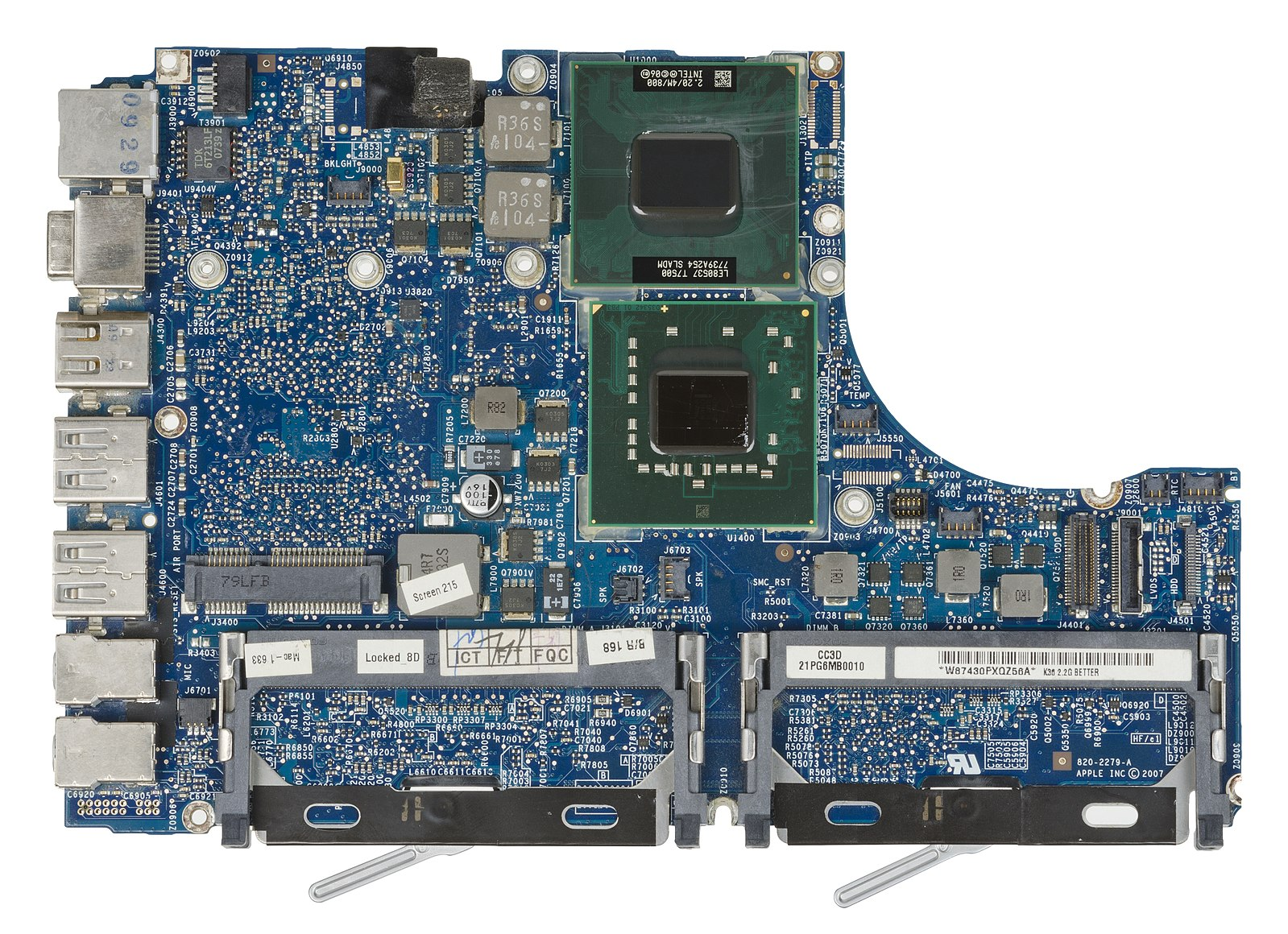 Difference Between Backplane and Motherboard