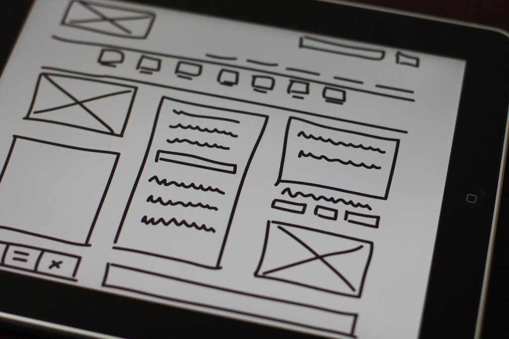 Difference Between Wireframe and Prototype
