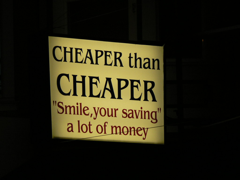 Difference Between Cheap and Frugal.