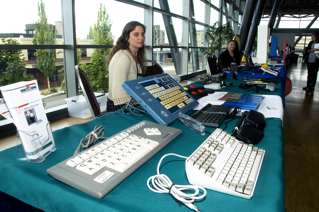 Difference Between Assistive Technology and Adaptive Equipment