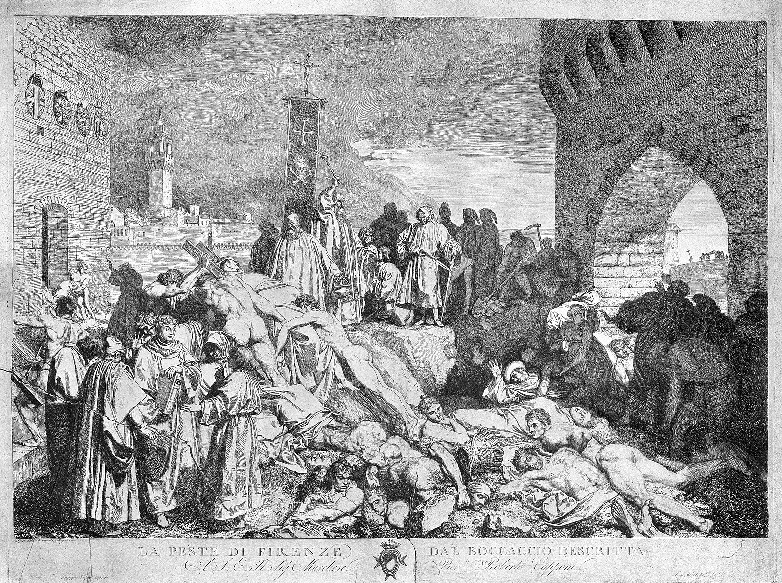 Difference Between Epidemic and Plague