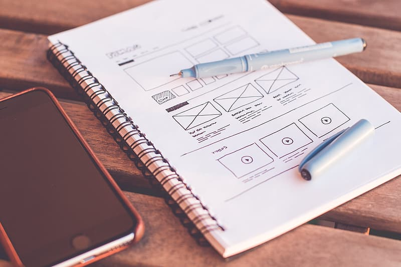 Difference Between Wireframe and Storyboard