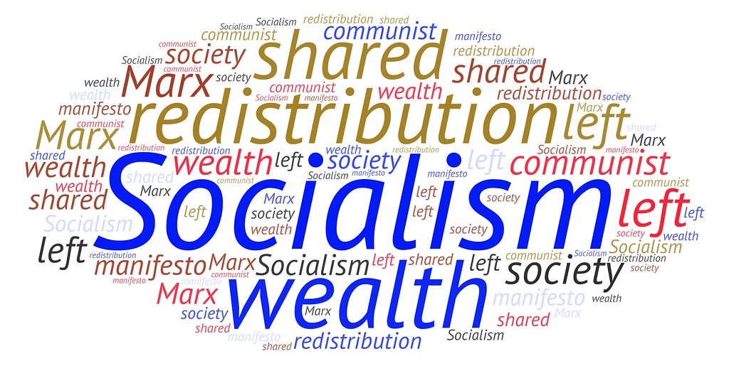 The Difference Between Collectivism and Socialism
