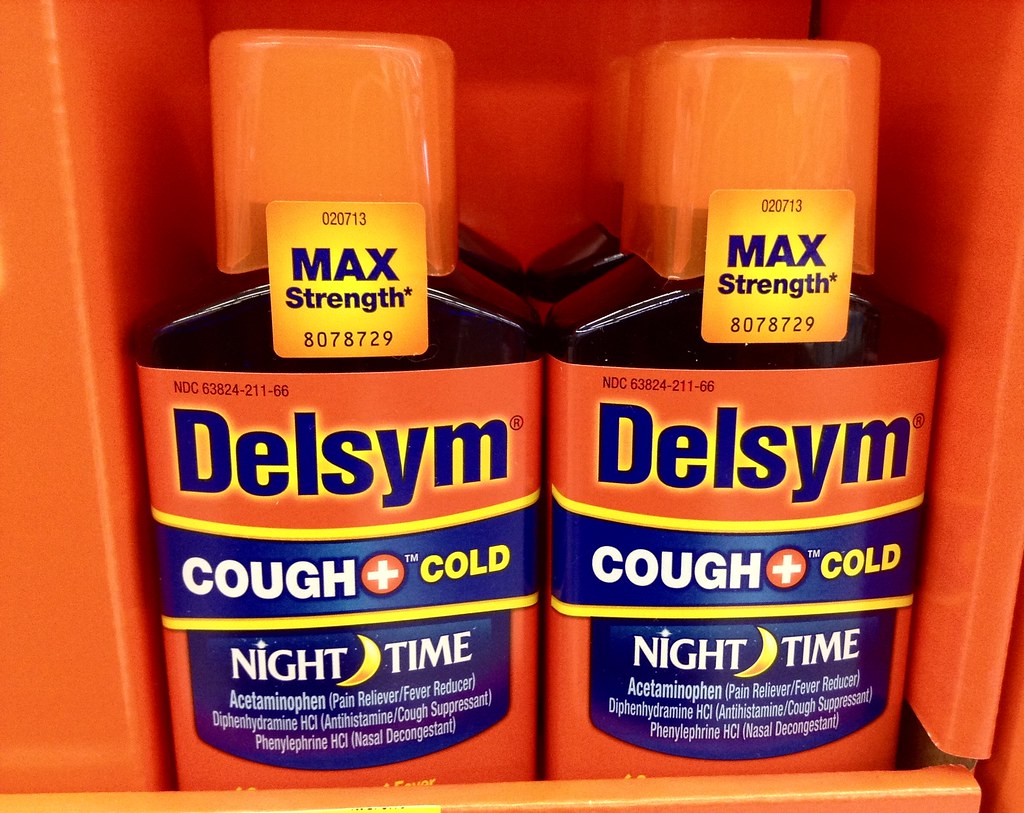 Difference Between Cough Suppressant and Expectorant