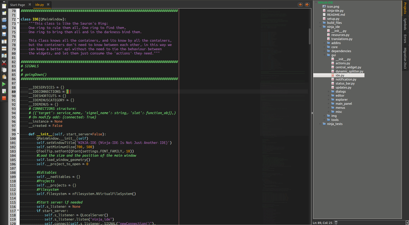 Difference Between IDE and Text Editor