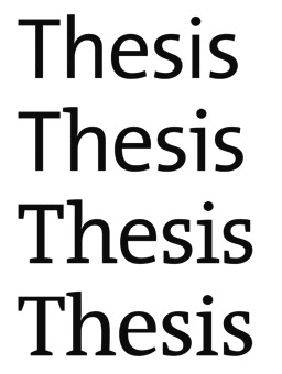 Difference Between Thesis and Antithesis