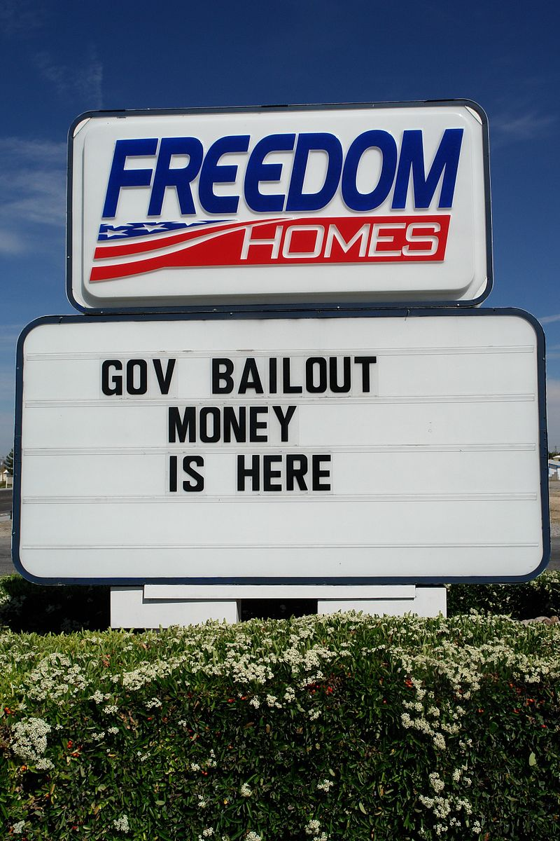 Difference Between Bailout and Bankruptcy