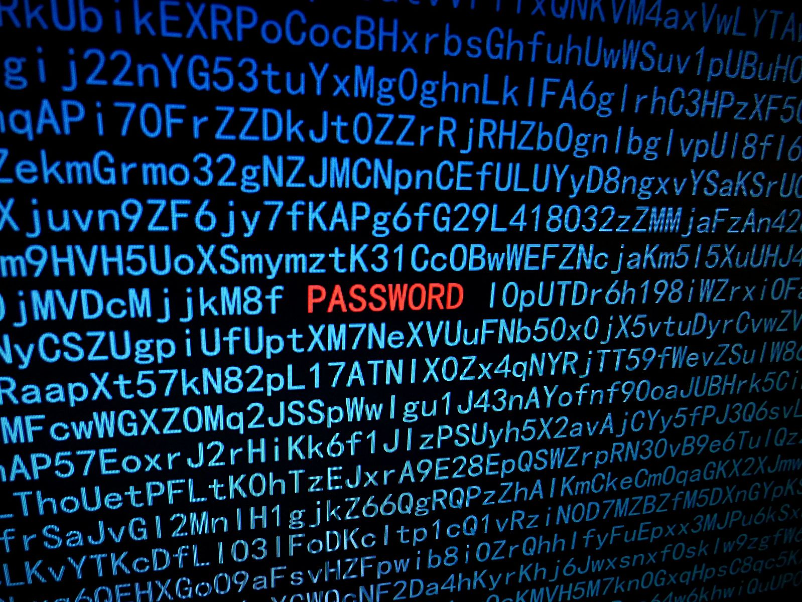 Difference Between Biometric Authentication and Password