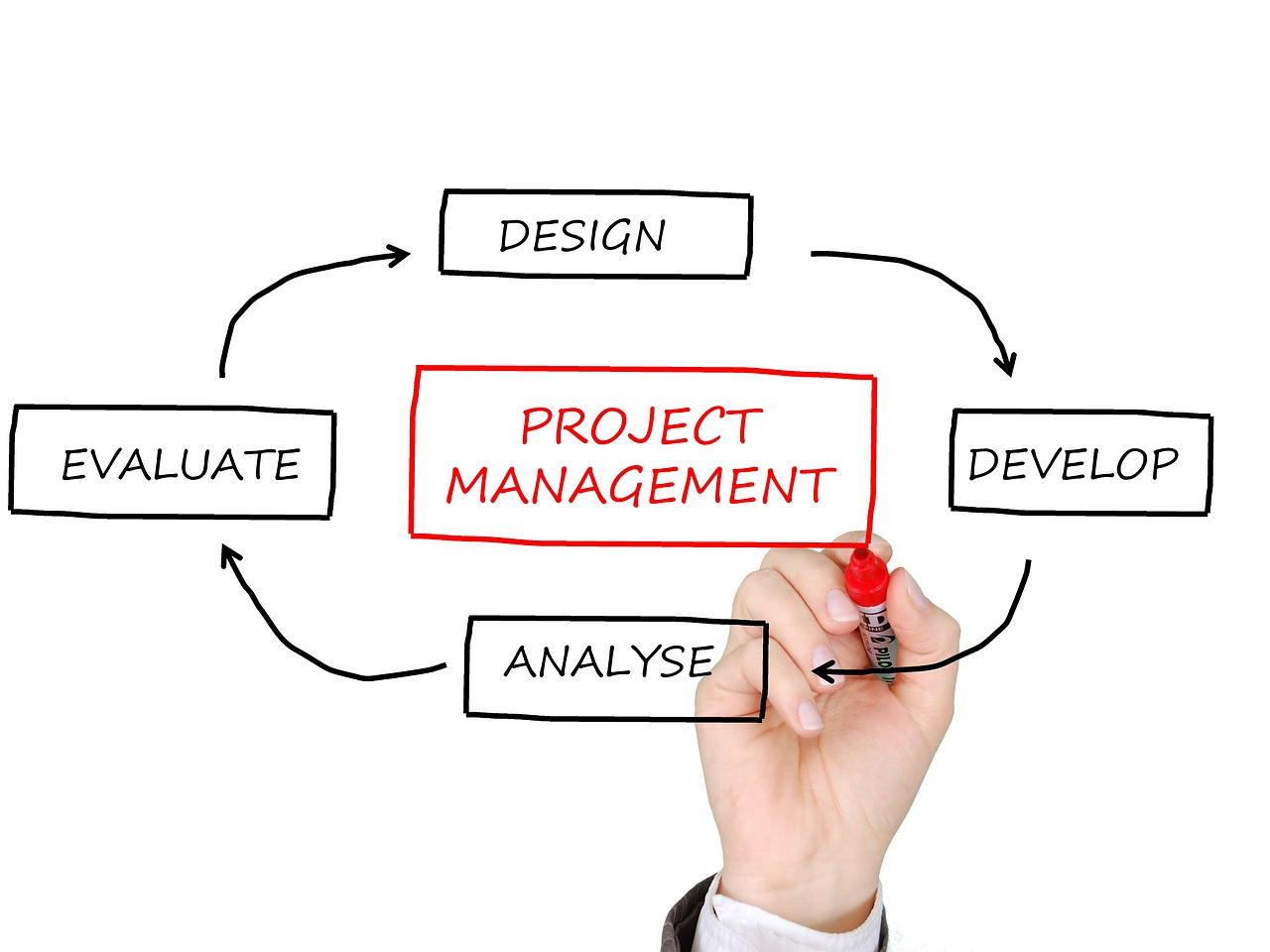 Difference Between Change Management and Project Management
