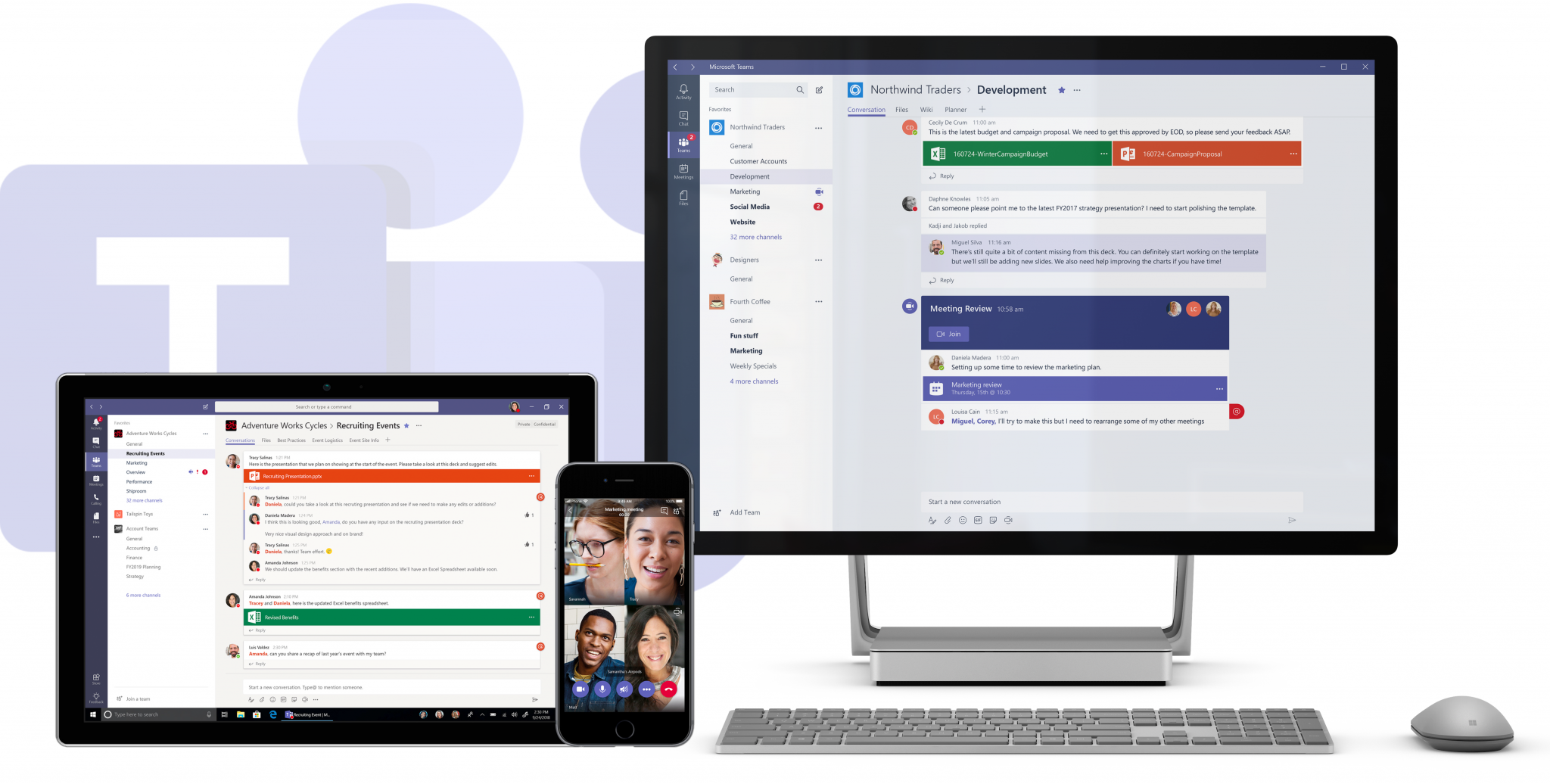 Difference Between Microsoft Teams Free and Paid