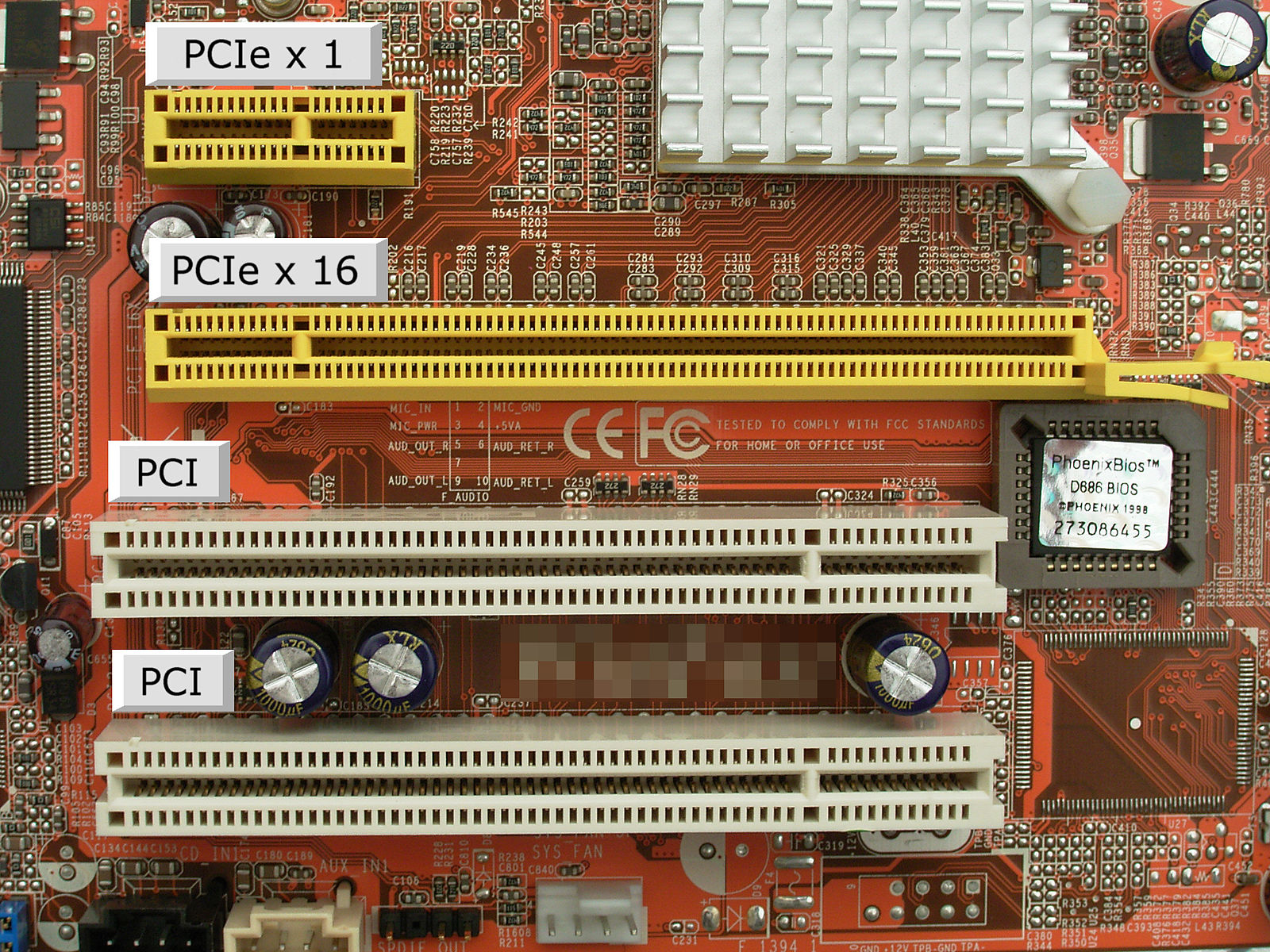 Difference Between PCIe and NVMe