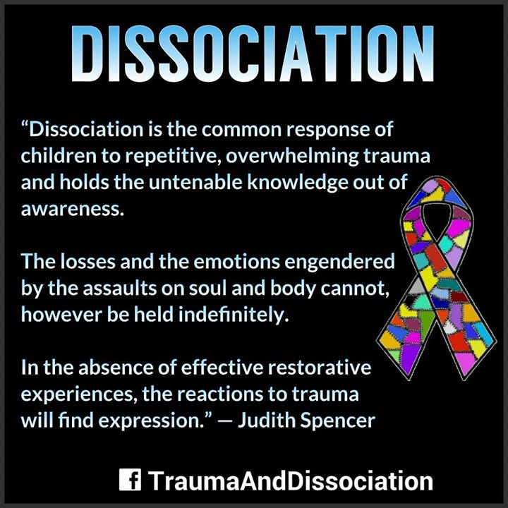 Difference Between Absence Seizures and Dissociation