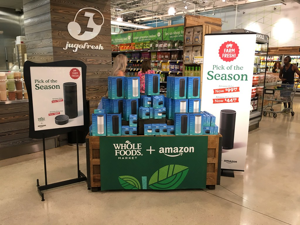 Difference Between Amazon Fresh and Whole Foods Market