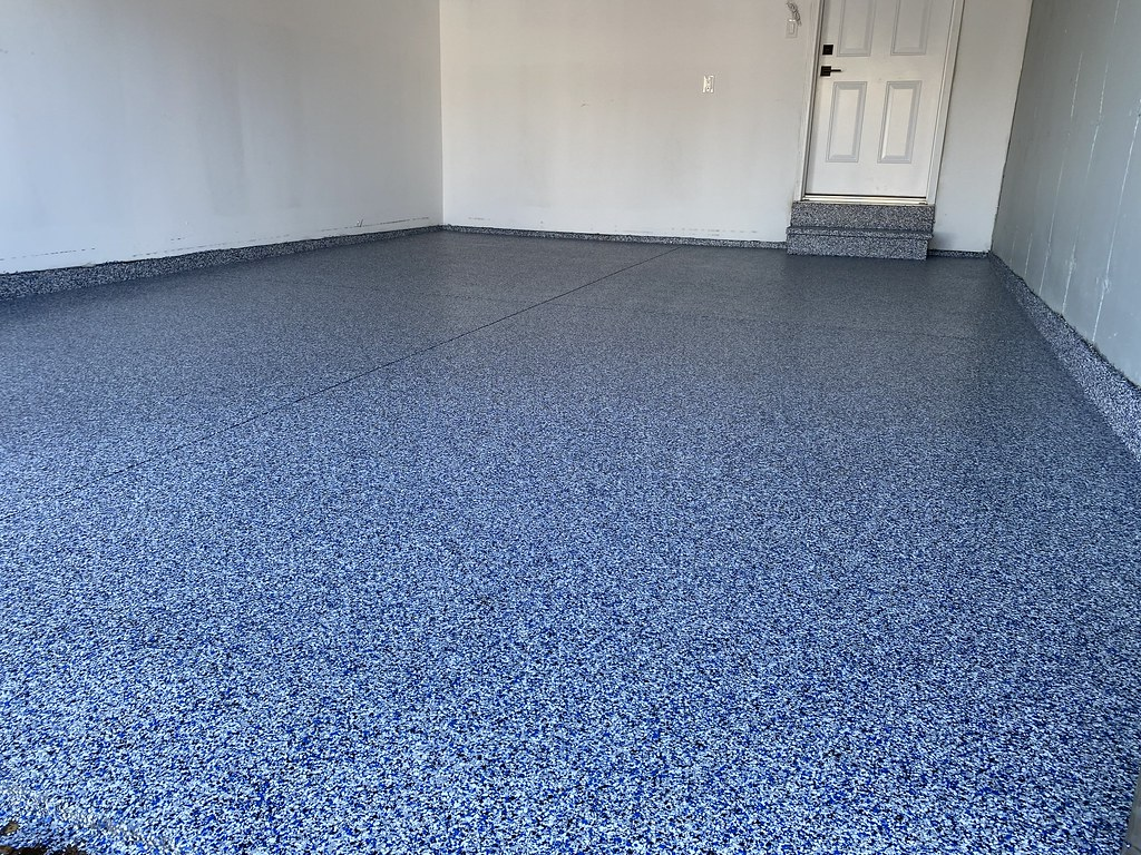 Difference Between Epoxy Flooring and Epoxy