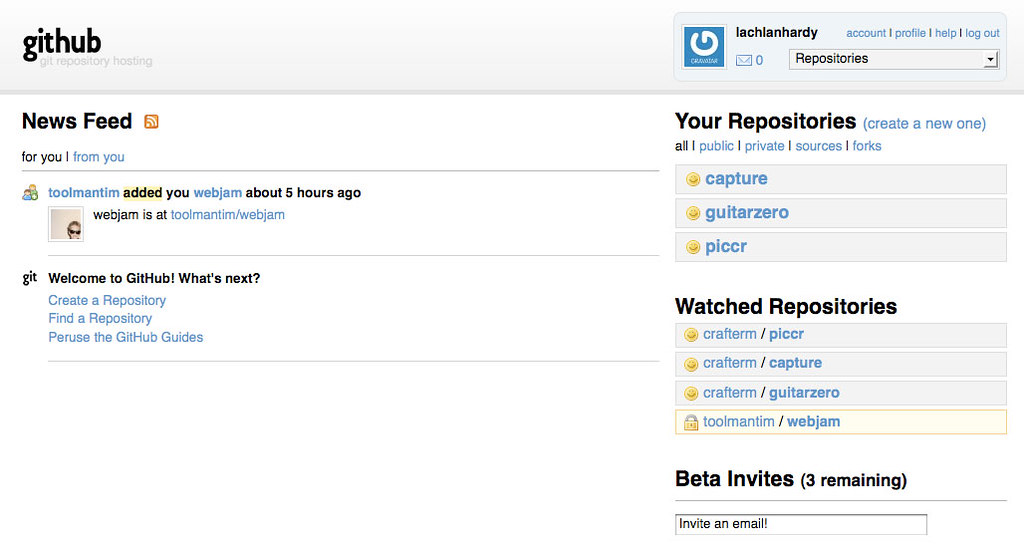 Difference Between GitHub Repository and Project