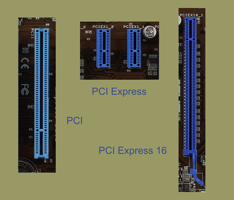 Difference Between PCIe and SATA
