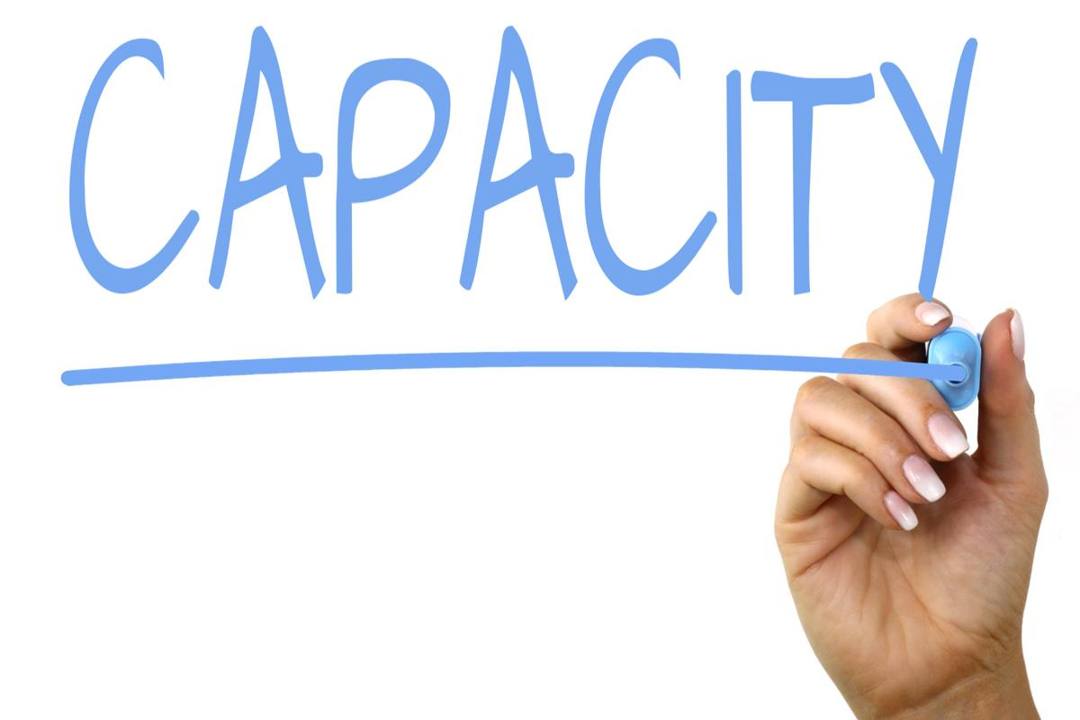 Difference Between Capacity and Utilization