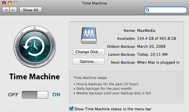 Difference Between Carbon Copy Cloner and Time Machine