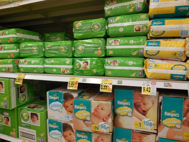 Difference Between Huggies and Pampers
