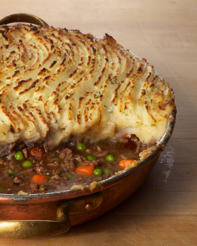 Difference Between Shepherd's Pie and Cottage Pie