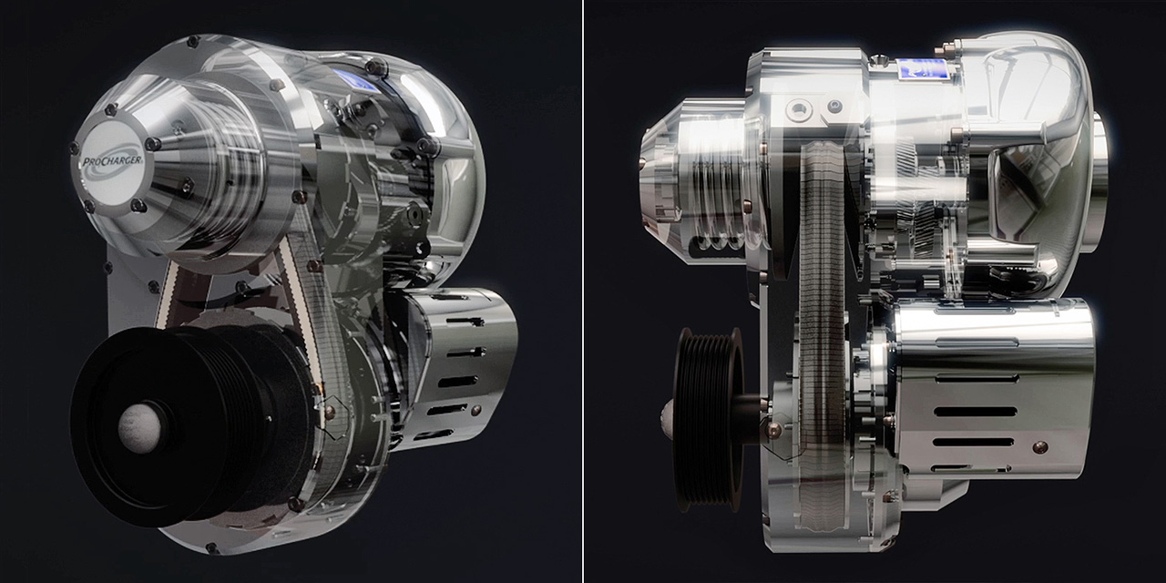Difference Between Blower and Supercharger