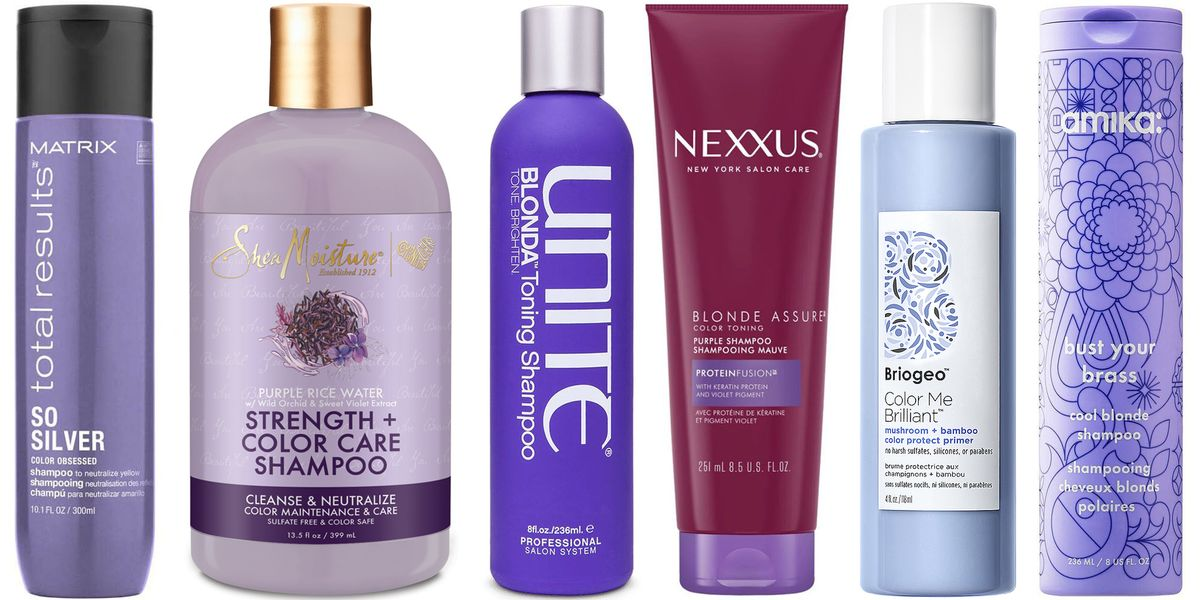 Difference Between Blue Shampoo and Purple Shampoo