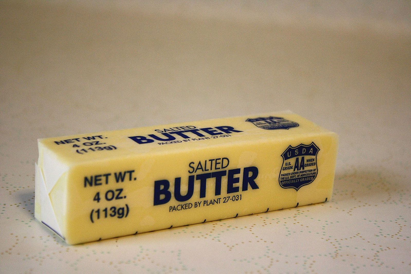 Difference Between Cheese and Butter