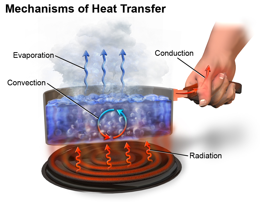 Difference Between Heat and Thermal Energy