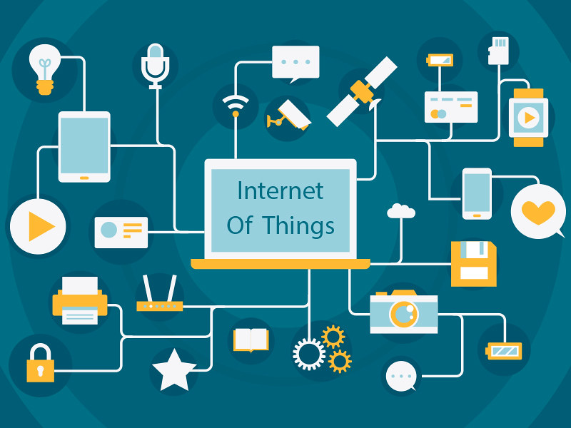 Difference between Internet of Things and Blockchain