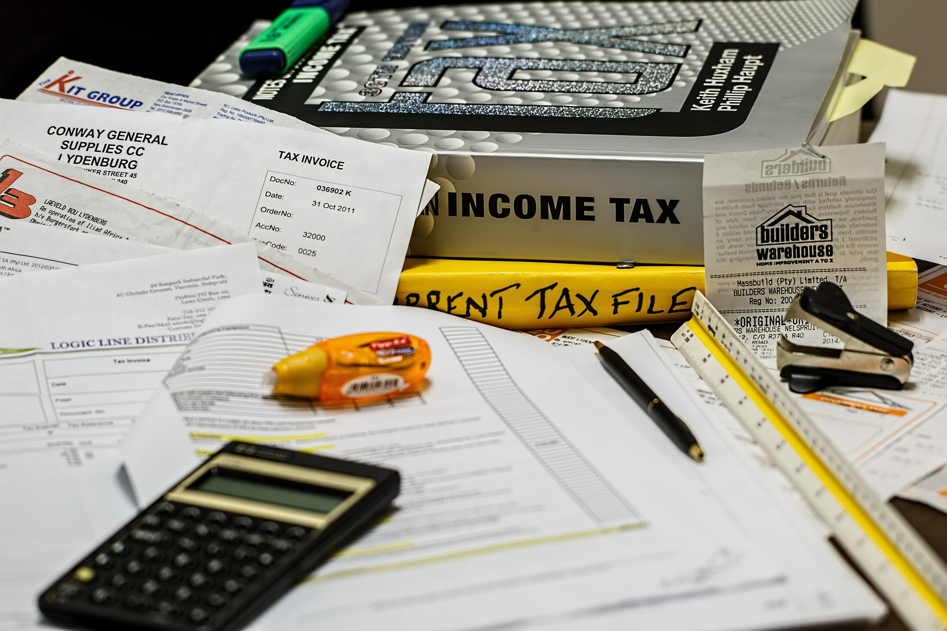Difference Between Income Tax and Capital Gains Tax