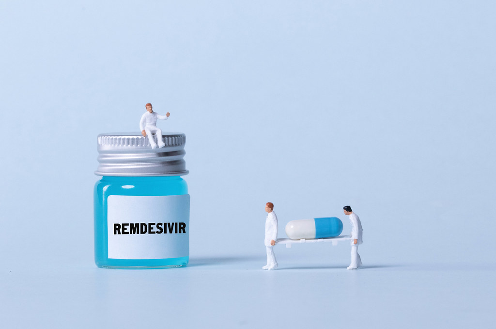 Difference Between Remdesivir and Tamiflu