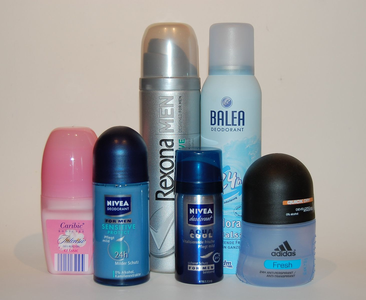 Difference Between Gel and Solid Deodorant
